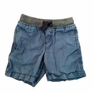 ✨3 for $30✨Gymboree Navy Blue Boys Shorts 12-24M